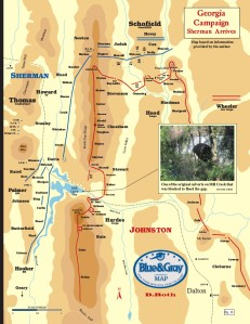Dalton Map